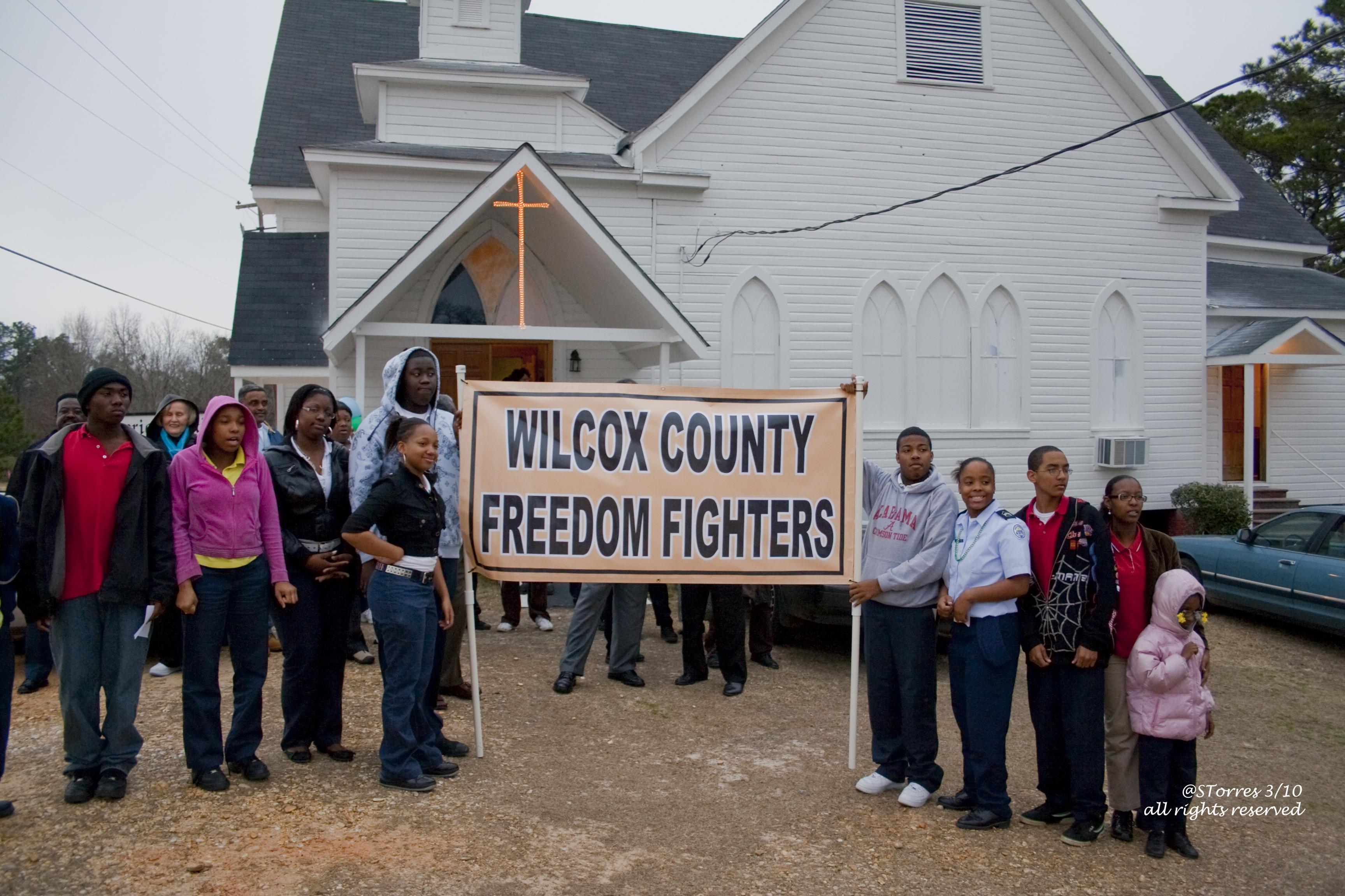 Alabama wilcox county camden - Freedom