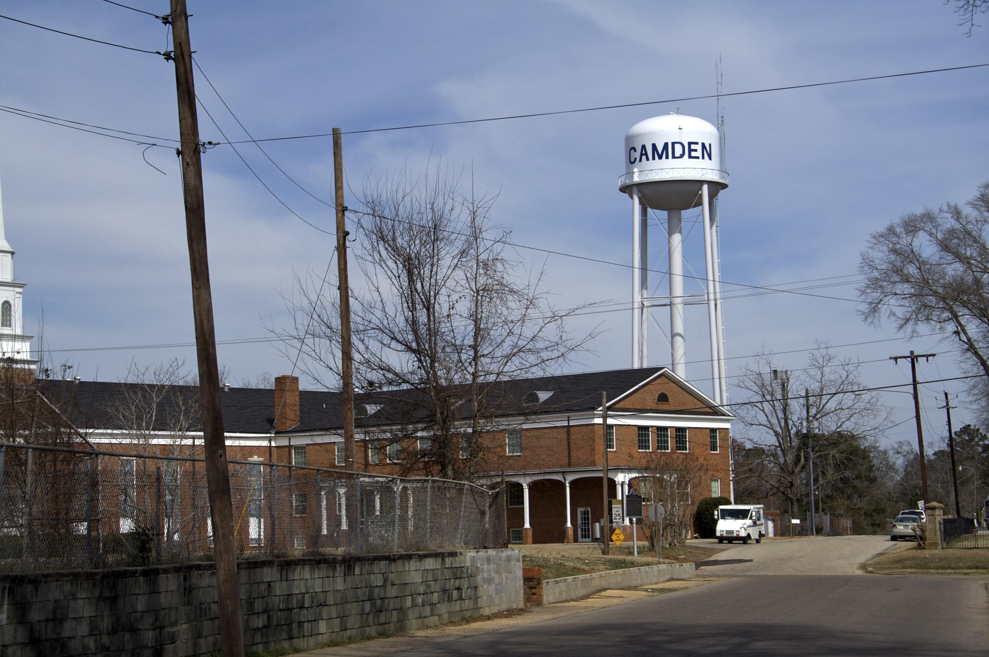 Alabama wilcox county camden - Camden Al