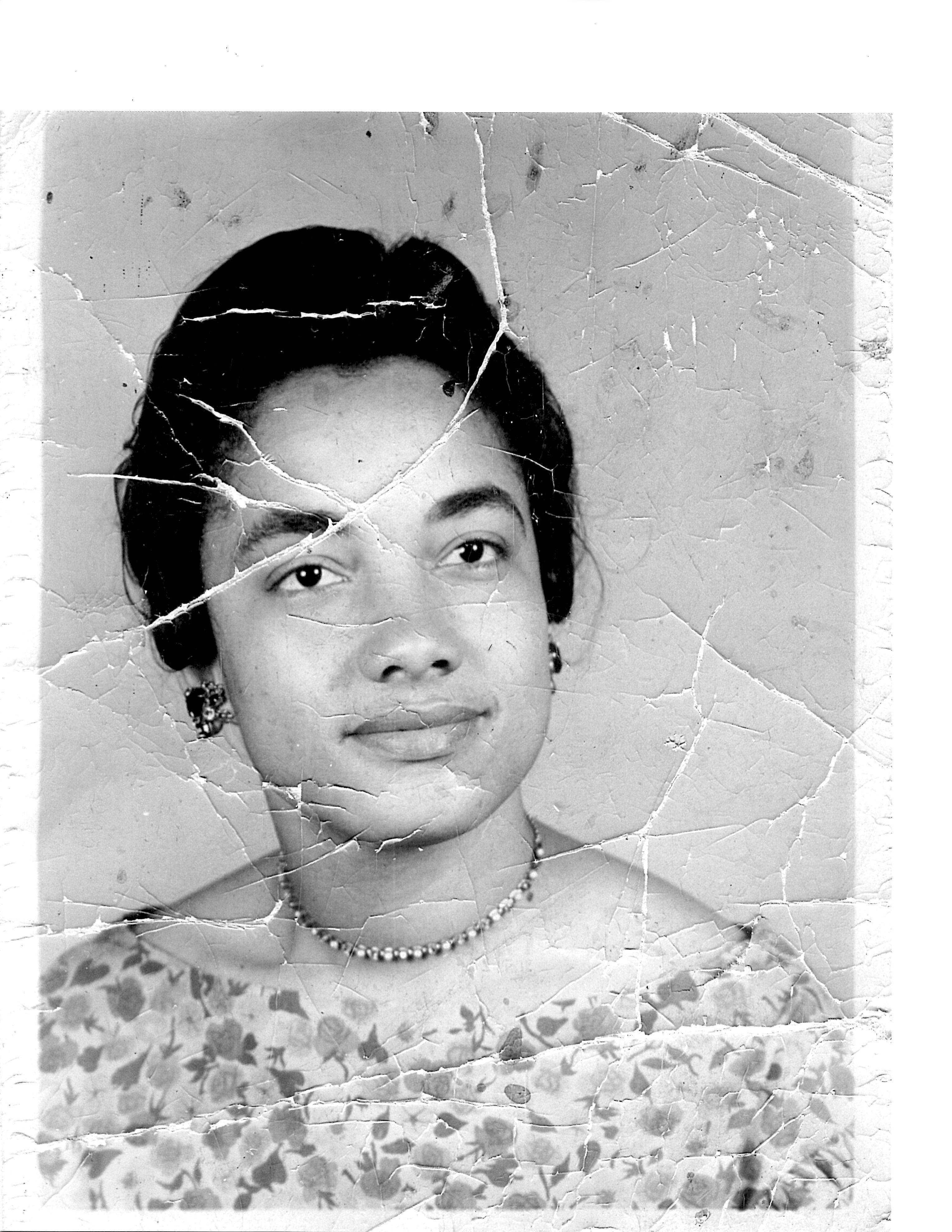 Alabama wilcox county camden - Rosetta Anderson Camden Civil Rights Leader