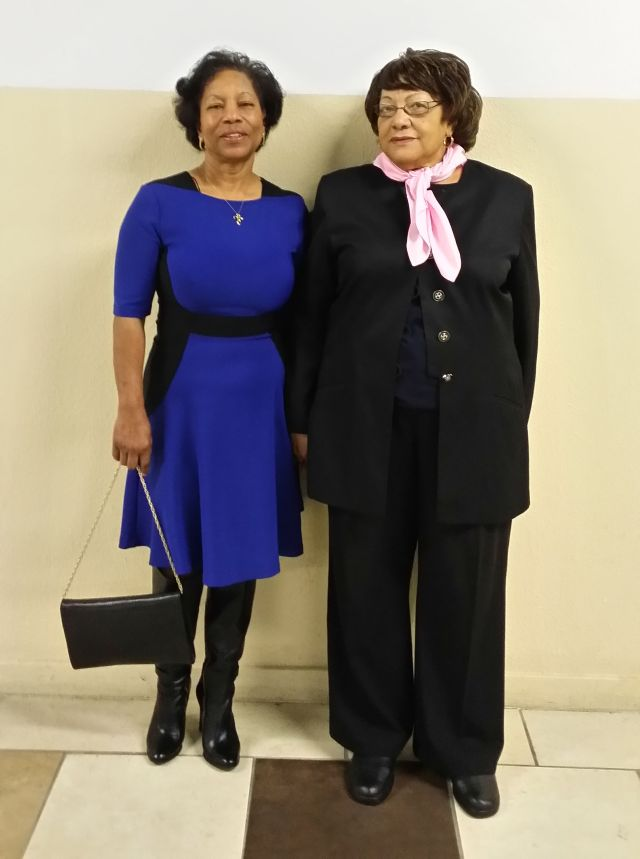 Brenda Bussey and Rosetta Anderson Leaders in Wilcox County Voting Rights