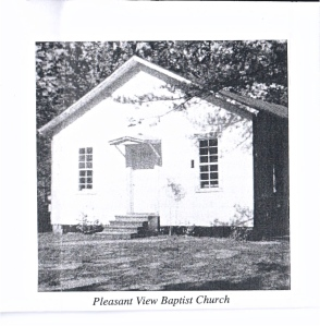 Pleasant View Baptist  Lower Peachtree, AL