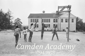 Camden Academy Basketball @ Bob Adelman