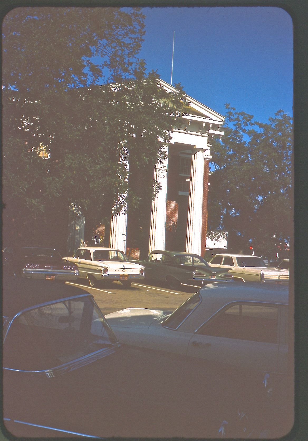 Alabama wilcox county camden - Wilcox County Courthouse Camden 1965