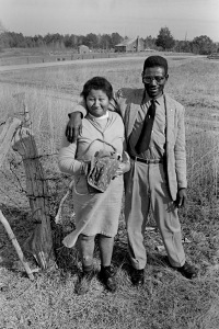 Mrs Maggie and Mr Jake Irby attended the SCLC Citizenship Education Project in Wilcox County 1966 © Bob Fitch Photo Archive Stanford University Library. All rights reserved. May be viewed and shared for educational, personal and nonprofit use only.