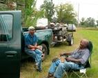 Bob Crawford & Luke 2008 2