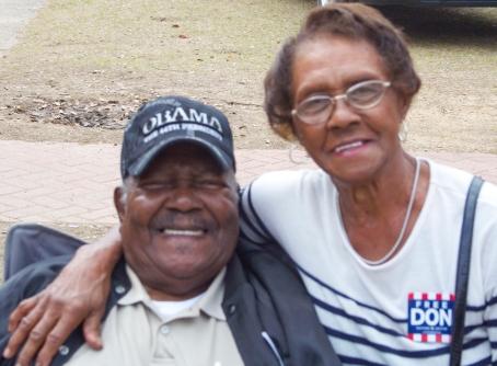 Bob and Jessie Crawford Selma Jubilee 2010